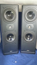 Tannoy 633 Black Ash Speakers