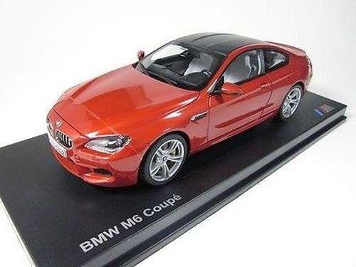 tomar hasta un 70% de descuento Coche Modelo; 2012 Bmw M6 Coupe (F12) Metálico Metálico Metálico Naranja 1 18 Escala 80432218738  ganancia cero