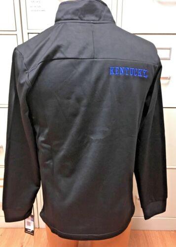NCAA UNIVERSITY OF KENTUCKY MENS 1//4 ZIP COLLARED SWEATER SIZE 2X NEW