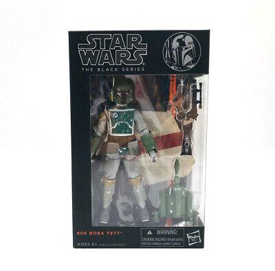 STAR Wars Collezione Vintage Empire Scheda ESB Boba Fett Figura VC09 NUOVO