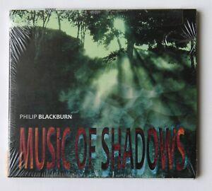 Music-of-Shadows-Philip-Blackburn-CD-New