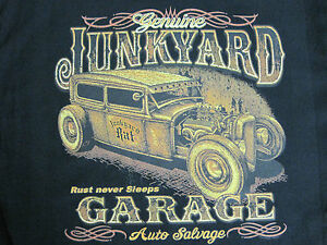OUTLAW GARAGE HOT ROD RAT ROD SPEED SHOP ACCENT THROW PILLOW MAN CAVE GAME ROOM