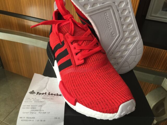 ef9a8a71394ba Adidas NMD ALL Red Primeknit Reflective flux ultra boost White black R1 XR1  Camo