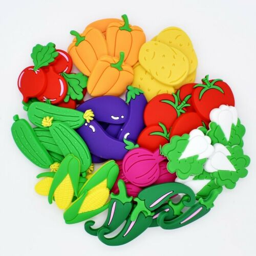 50pcs 90 Different Serials Shoe Charms Flower Balls Words Medical Food Halloween