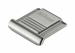 Nikon-Camera-Accessories-Shoe-Cover-ASC03SL-Silver-From-Japan