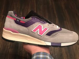 sale retailer 162f7 562da Details about Kith x New Balance x United Arrows & Sons MIUSA 997 OG  M997KTI Sz 13 Nonnative