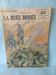 Document-034-La-ruee-brisee-034-de-Francois-OSWALD-collection-Patrie-1919-24-pages