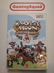 harvest moon magical melody notes