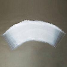 """100pcs 2"""" x 2"""" Small Clear 2mil Reclosable Ziplock Plastic Bags Transparent"""