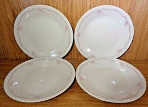 "Corning Corelle English Set of 4 Breakfast Bread Plate 6 3//4/"""