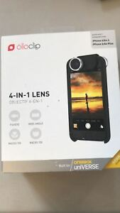 premium selection 44765 6b05b Details about olloclip Otterbox uniVERSE 4-in-1 Photo Lens for iPhone  6/6s/6 plus/6s plus