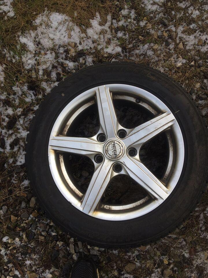 "Alufælge, 16"", Mega Wheels"