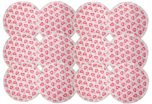 Reusable BREAST PADS Nursing Maternity NEW Organic 2,6,12pk