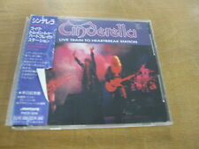 Cinderella-Live train to Heartbreak station Japan Live 6track CD