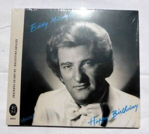 RARE-EDDY-MITCHELL-CD-AUDIO-50-ANS-DE-CARRIERE-CD-NEUF-SOUS-BLISTER