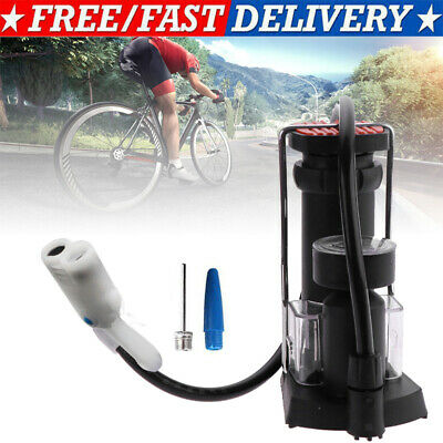 Mini Compact Design Bicycle Pump Bike Air Stick Presta Schrader Tire Inflator