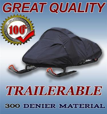 Full Fit Snowmobile Cover Polaris 800 Switchback Assault 144 2011-2018 2019 2020