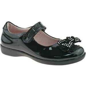 Image is loading Lelli-Kelly-LK8244-DB01-Black-Patent-Adele-School-