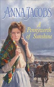 Anna-Jacobs-A-Pennyworth-de-Sunshine-Tout-Neuf-Livraison-Gratuite-Ru