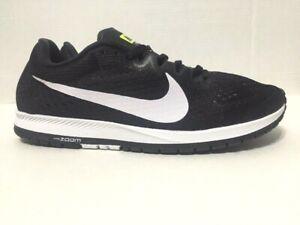 341d869de0fd Nike Zoom Streak 6 Road Running Shoes Black White 831413-017 Mens ...