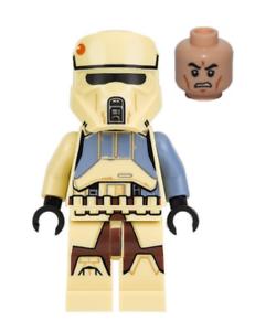 Lego Scarif Stormtrooper 75154 Shoretrooper Captain Star Wars Minifigure