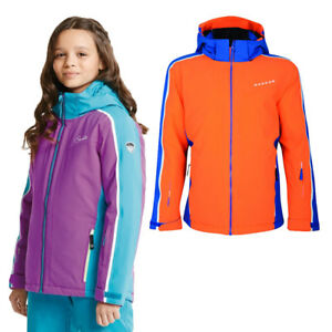 c5c12d1a9 Dare2b Beguile Kids Waterproof Breathable Ared VO2 10000 Ski Jacket ...