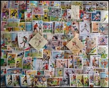 FOOTBALL On Stamps - 200 Different Large world Wide Mixed Thematic Used Stamps
