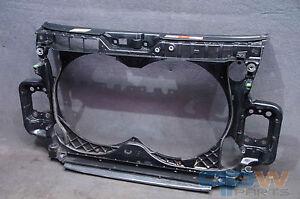 Audi-A6-4F-C6-2-7-amp-3-0TDI-Kuehlerpaket-Schlosstraeger-4F0805594H-Frontmaske-De1