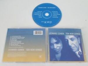 LEONARD-COHEN-Ten-New-Songs-Columbia-501202-2-Cd-Album