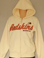 Washington Redskins Womens Hooded Jacket Full Zip Small G-lll Apparel Clearance