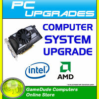 Nvidia Gtx-750ti Graphics Upgrade For Gamedude Computer System Free Install