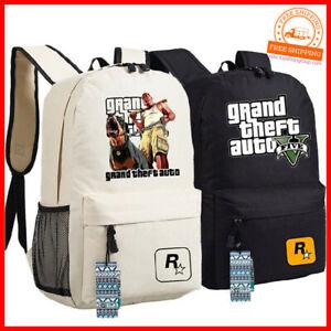 grand theft auto 5 gta5 ps4 xbox one pc rucksack für fans kinder geschenk | ebay