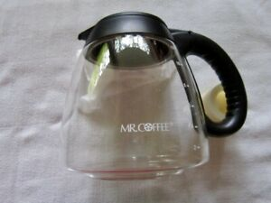 Mr Coffee Glass Replacement Carafe Coffee Pot For 12 Cup Coffee Makers Clean Ebay