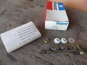 Details about NOS MOPAR 1972-87 Chrysler Dodge Plymouth Alternator Diode  Heat Sink KIT 4026083