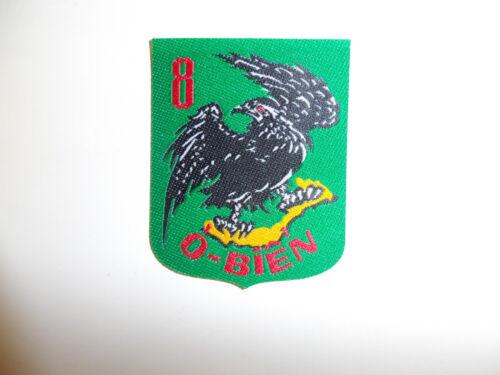 b9501 Vietnam RVN 8th Marine Corps Battalion O-Bien Sea Hawk woven IR11T