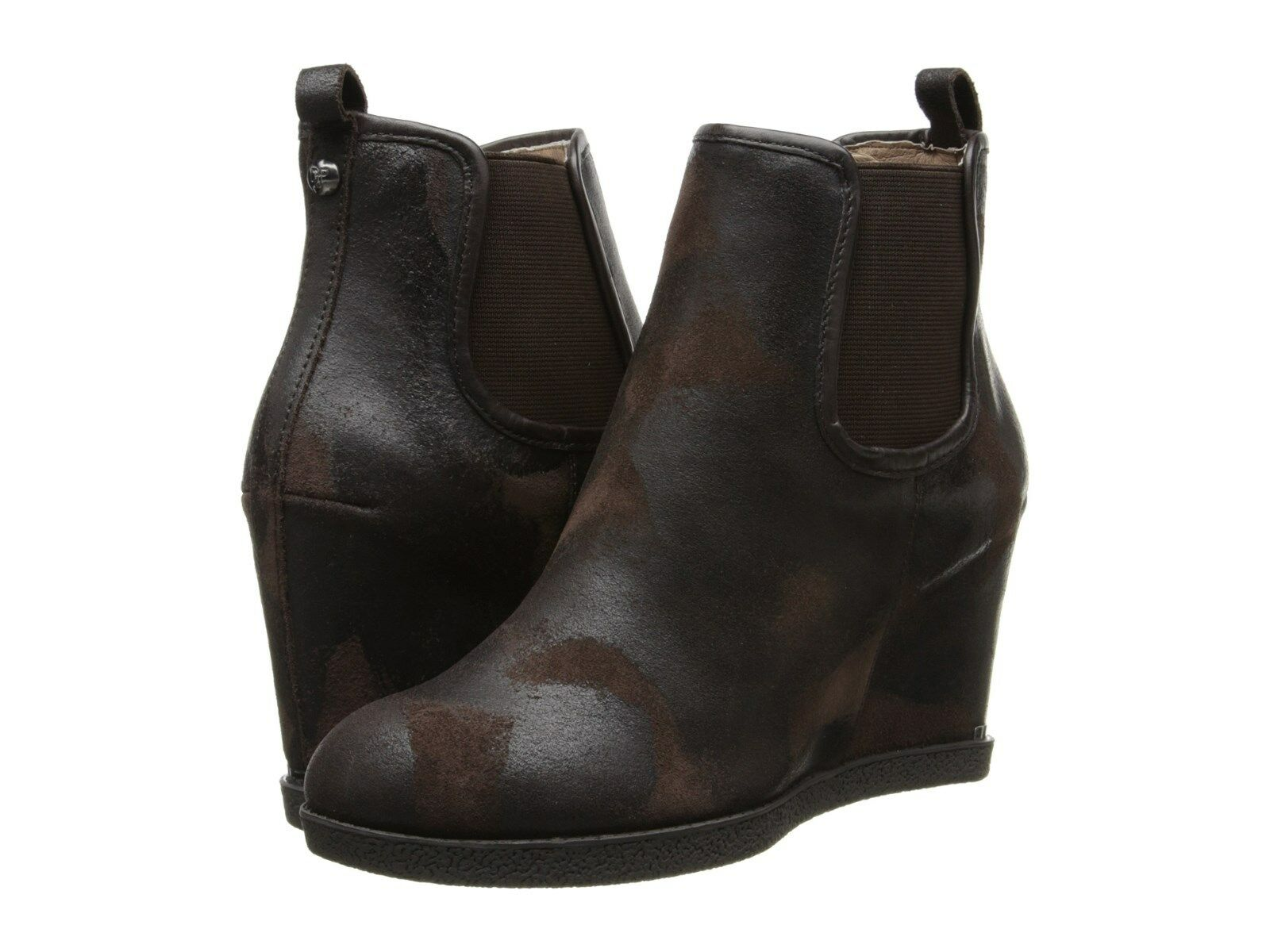 il più economico Donald J Pliner Dillon Dillon Dillon Vintage Suede Fashion Ankle stivali donna Expresso 9.5 NIB  grandi risparmi