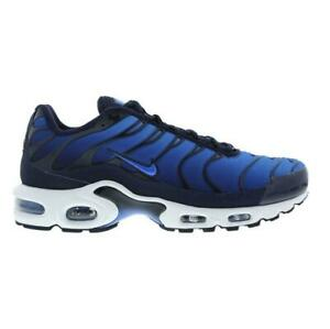 Details about Mens NIKE AIR MAX PLUS Obsidian Trainers 852630 405