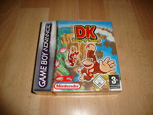 DONKEY-KONG-DK-KING-OF-SWING-PARA-NINTENDO-GAME-BOY-ADVANCE-GBA-NUEVO-PRECINTADO