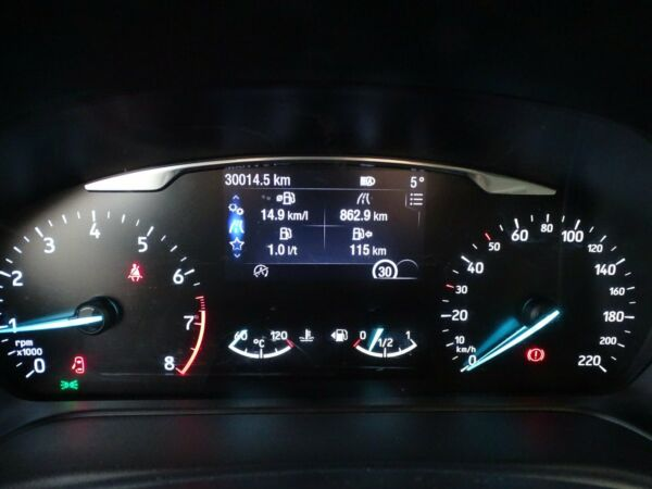 Ford Fiesta 1,0 SCTi 125 Active II billede 7
