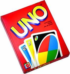 Uno-Kartenspiel-Spiel-Karten-Familienspiel-NEU