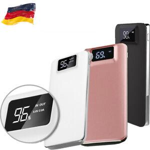 20000mAh USB Power Bank Zusatzakku Extern Für iPhone HUAWEI Samsung Nokia Pad