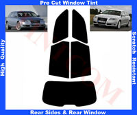 Pre Cut  Window Tint  Audi A6 Est 5D 2005-2011 Rear Window & Rear Sides AnyShade