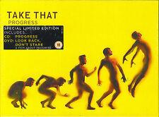 Take That : Progress Ltd. Edition (CD + DVD)