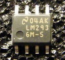 20x LM2936M-5.0 LDO Voltage Regulador, National Semiconductor