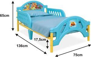 kinderbett bett winnie the pooh neu ebay. Black Bedroom Furniture Sets. Home Design Ideas
