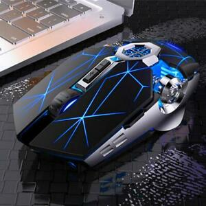Wireless-mouse-Gaming-7-Color-LED-Gaming-Mouse-Usb-Backlit-Rechargeable-For-PC