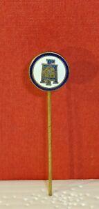 Abzeichen & Nadeln Bis 1945 Original Alte Austro Fiat Emaille Anstecknadel Abzeichen Vorkrieg Tropf-Trocken Pins & Anstecknadeln