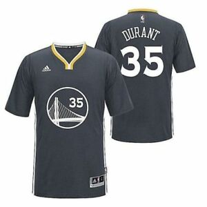 wholesale dealer 269fe 6bc1e Details about Kevin Durant Jersey adidas Swingman #35 Golden State Warriors  Alternate Jersey D