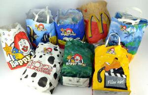 Disney-McDonalds-Happy-Meal-kompl-Sets-zur-Auswahl-pick-your-item
