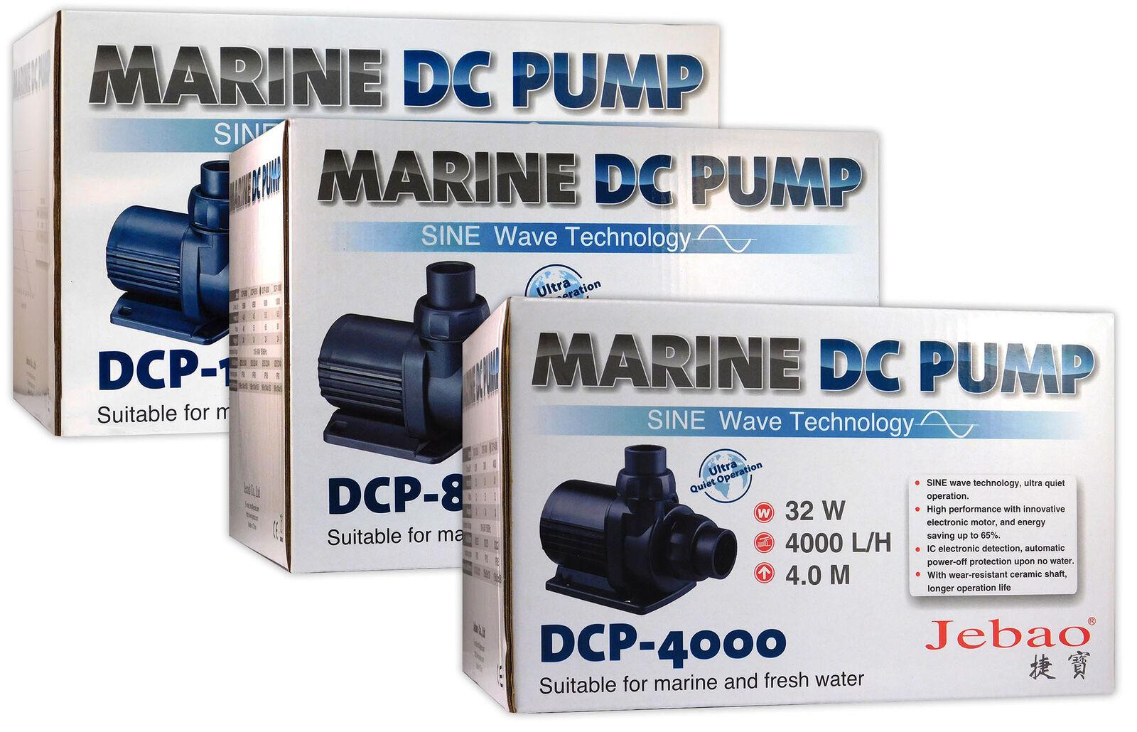 Jebao jecod DC Pompa Flusso Variabile Controller Per Acquari Marini barriera corallina acquario
